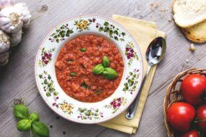 ricetta pappa al pomodoro, ricette italiane, ricette toscane. corsi di cucina italiana
